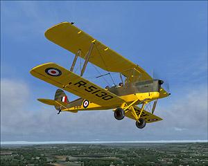 AH Tiger Moth