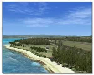 Hawaii Dillingham X - my first foray into FSX